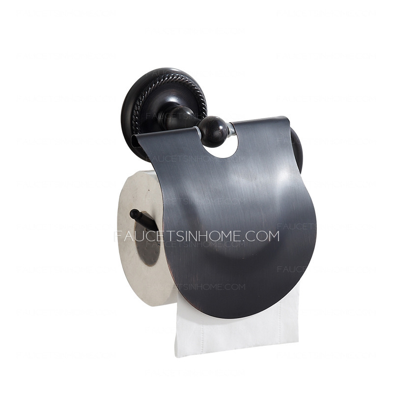 Antique Oil Rubbed Bronze Toilet Paper Roll Holders: antique toilet roll holders