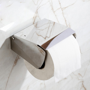 Commercial Stainless Steel Bathroom Toilet Paper Holders
