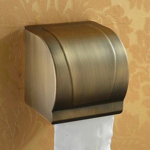 Antique Bronze Toilet Paper Holders Wall Mounted