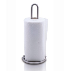 Modern Stainless Steel Freestanding Toilet Paper Roll Holders