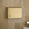 Stainless Steel Brass Toilet Paper Holders Wall Mount