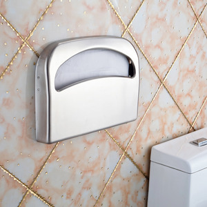 Modern Stainless Steel 1/2 Bathroom Toilet Paper Holders