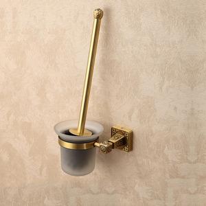 Best Quality Brass Antique Bronze Toilet Brush Holder