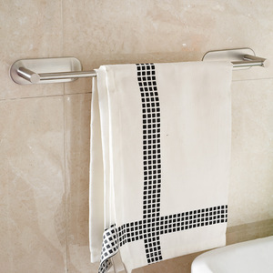 Quality Stainless Steel Short Single Towel Bars