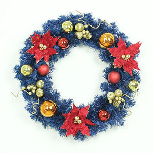 Decorative Royal Blue 15.7