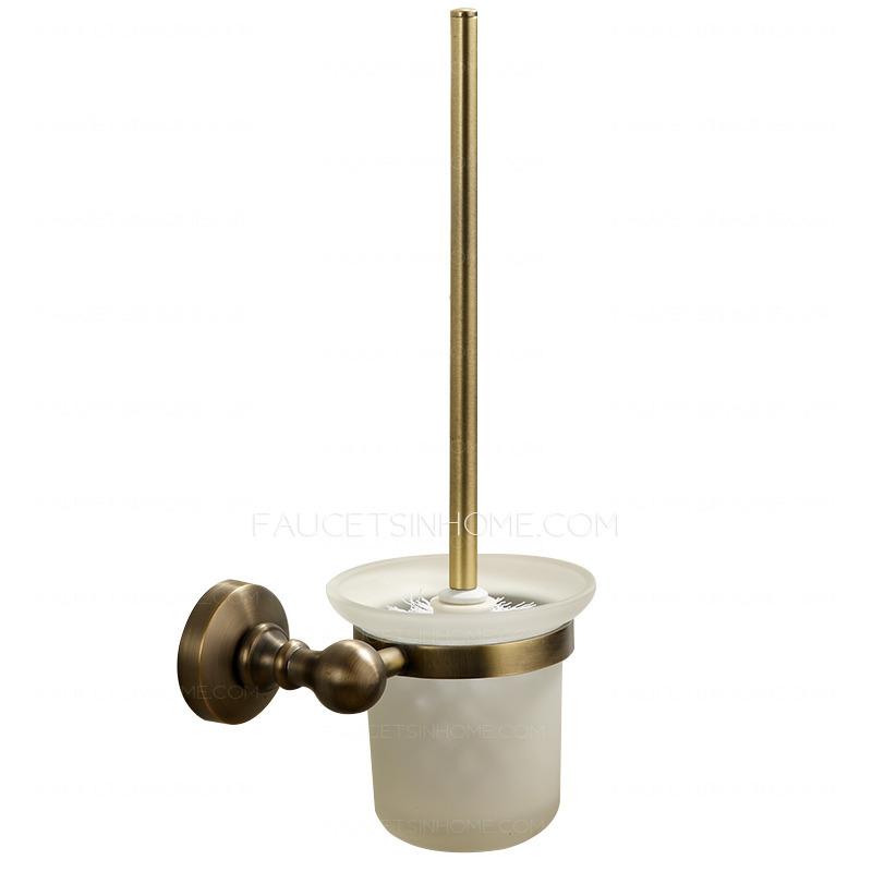 Bathroom accessory sets bronze