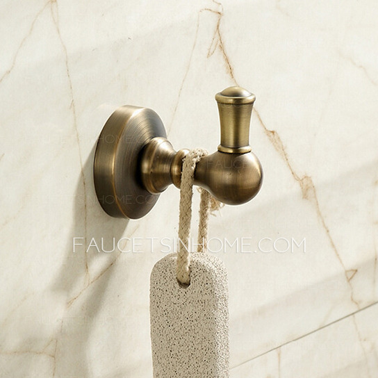 bronze bathroom accessories set shiny matte 4 bathroom set b