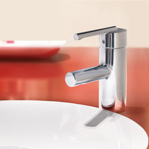Best One Hole Chrome Brass Single Bathroom Faucets