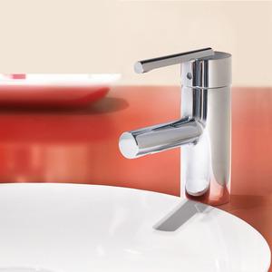 Best One Hole Chrome Brass Single Bathroom Faucets