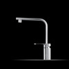 Modern Style Chrome Finish Rotatable For Kitchen Faucets
