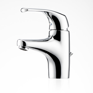 Modern Design One Hole Single Handle Bathroom Sink Faucets