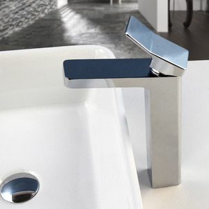 Good Quality One Hole Bathroom Chrome Faucet