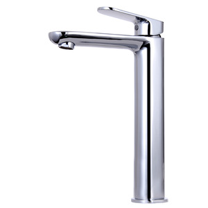 Best Thick Handle Chrome Bathroom Faucets