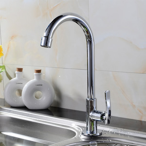 Hot Sale Silver Color Rotatable Cold Water Faucet