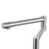 304 Rotatable And Flodable Stainless Steel Faucet