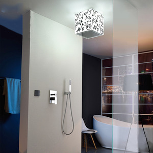 Innovative Wall Mounted Ceiling style Top Shower Faucet