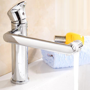 Silver Chrome Finish Bathroom Faucet Brands