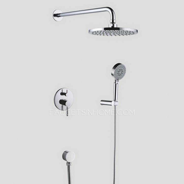 Simple Design Modern Wall Mounted Shower Faucet