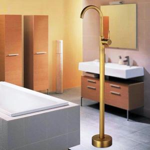 Free Standing Vintage Remove Bathtub Faucet