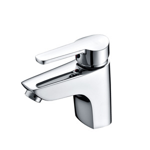 Modern One Hole Bathroom Sink Faucet For Bathroom