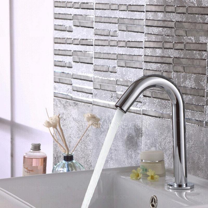 Simple Automatic Sensor Touchless Faucets