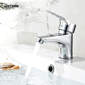 Solid Brass Cheapest Bathroom Faucets With Hose