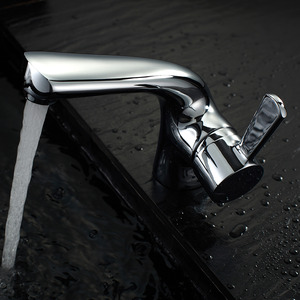 Superior Chrome Finish Classic Bathroom Faucets