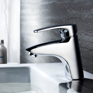 Thickening Chrome Cheap Faucet Contemporary
