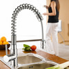 Rotatable Used Kitchen Faucets Pullout Spray Online