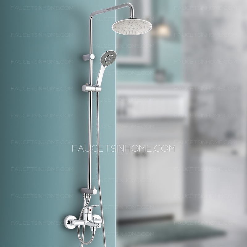 Finish Top Rated Shower Faucets Refined Brass