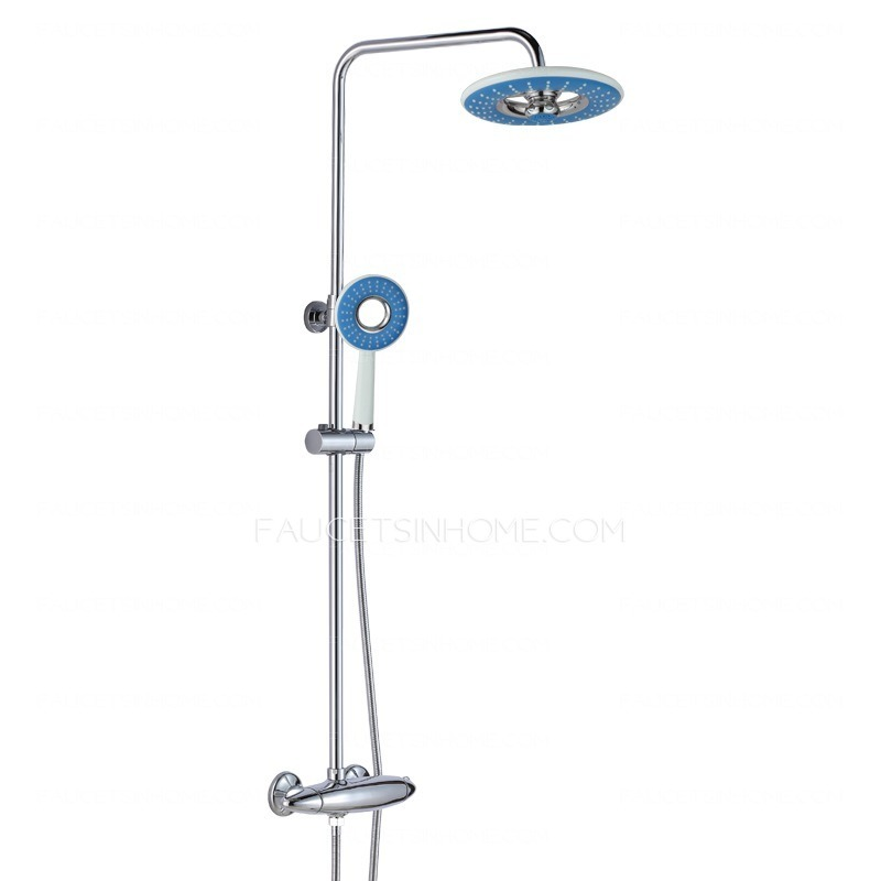 best shower faucet sets.  Thermal Smart Hot And Cold Best Shower Faucets