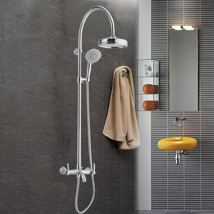 Designer Modern Shower Faucets Rain Shower