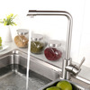 304 Stainless Steel PB Free Hot Cold Water Refined