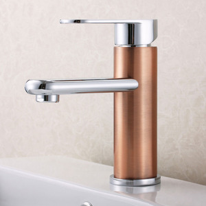 Custom Bathroom Faucets Vessel Ceramic Spool