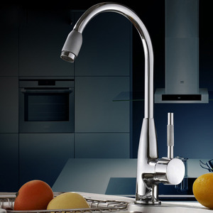 Contemporary Rating Kitchen Faucets Vessel