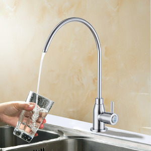Designed Stainless Steel Drinking Water Faucet