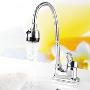 Pull Down Kitchen Faucets Rotatable Faucet