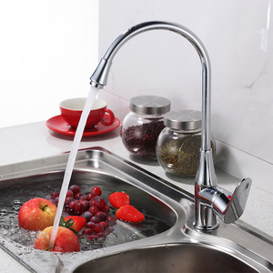 Silver Brass Chrome Reviews On Kitchen Faucets