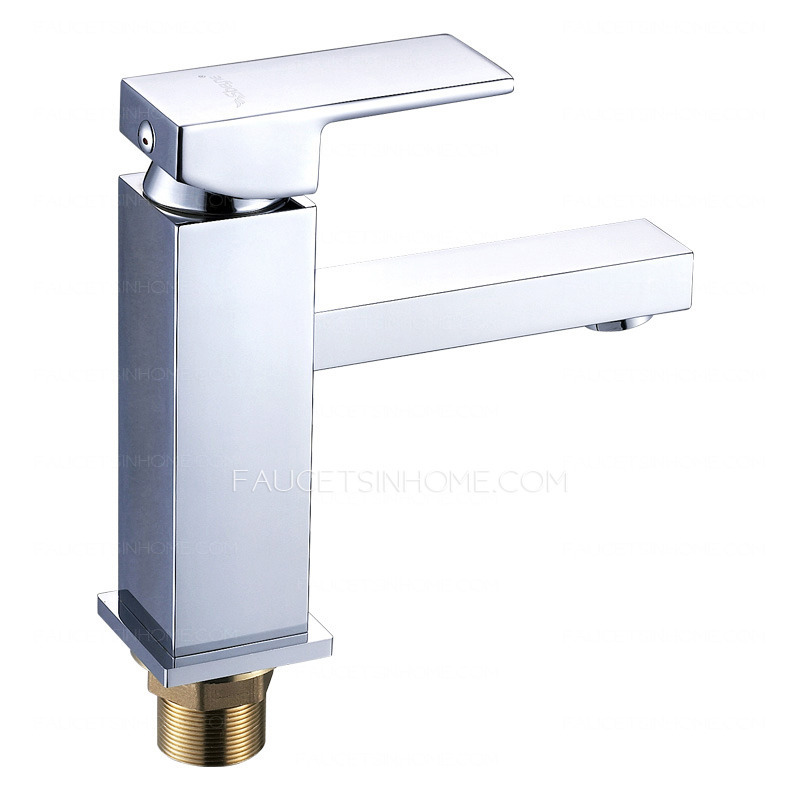 chrome waterworks bathroom faucets cold