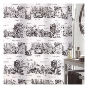 Lodge Shower Curtain And Ready Made Crazy Shower Curtain
