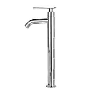 Bathroom Sink Faucet High End Copper Tall Vessel