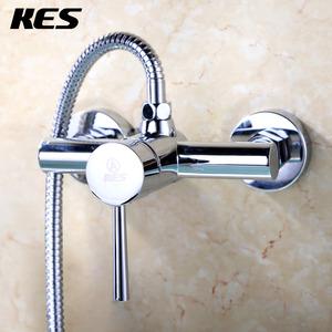 Modern All Brass Shower Faucets