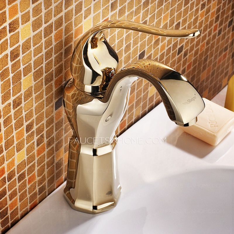 Best Polished Brass Bathroom Sink Faucets