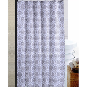 Bohemian Peacock Lavender Color How To Clean Shower Curtain