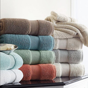 Imported 30*57 Inch Cotton Bath Towel One Piece
