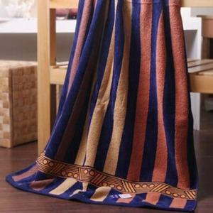 Royal Striped Cotton 28*67 Inch Bath Towel