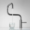 Simple Rotatable Stainless Steel Best Kitchen Faucets For Bedroom