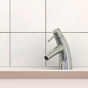 Designer One Handle Brass Chrome Faucets For Bathroom