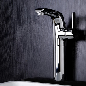 Affordable One Handle Best Bathroom Faucets Chrome