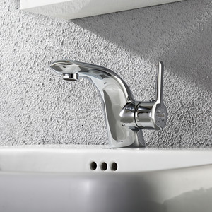 Affordable Brass One Hole Chrome Bathroom Faucets On Sale